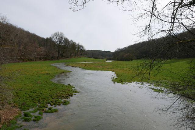Niveau d'eau vendredi 10 mars 2017