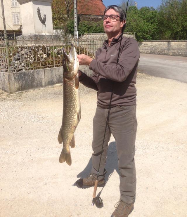 Jean brochet 95 cm