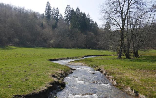 Rivière Morvan