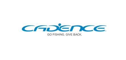 Logo Slogan Cadence Fishing UK