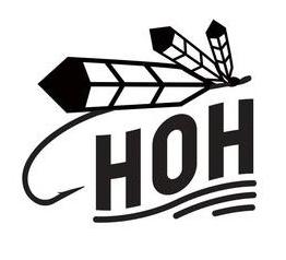Logo HOH marque française déposée INPI
